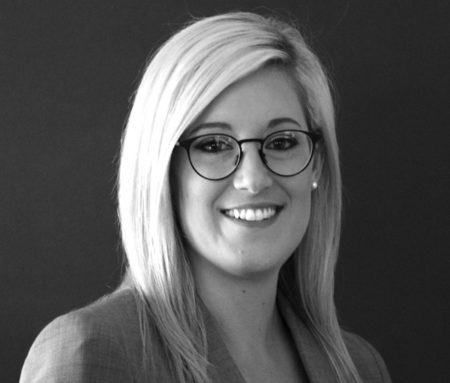 Canberra lawyer, profile photo of Courtney Mullen